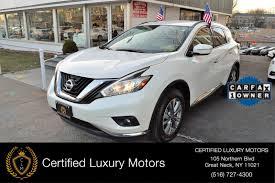 2015 Nissan Murano SV Stock # 0000 for sale near Great Neck, NY ...