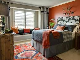 Orange And Grey Bedroom 8 Gray Bedroom Ideas For The Fall