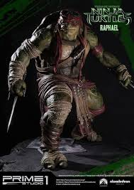 ninja turtles 2014 raphael. Delighful Raphael Prime 1 Studio TMNT 2014 Raphael Statue 003 To Ninja Turtles B