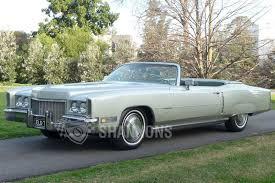 Cadillac Eldorado Convertible (LHD) Auctions - Lot 40 - Shannons