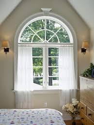 Inspirating Of Arch Windows Curtains Decoration Ideas 8121 Ideas