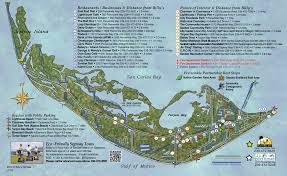sanibel map