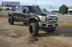 2012 Ford F250 Lifted
