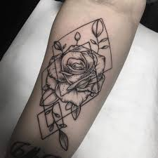40 Edgy Geometric Tattoos To Add Style To Your Appearance