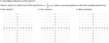 systems of linear equations activity easing the hurry syndrome graphing worksheet 6th grade screen shot 2016