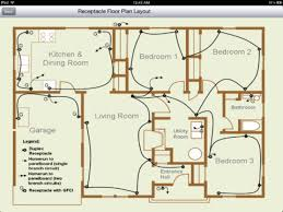 basic house wiring diagram residential electrical symbols pdf panel inside diagrams
