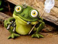 Лягушки: лучшие изображения (258) | Лягушка искусство ...