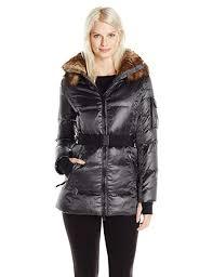 S13 Coat Size Chart S13 Nyc Womens Alps Metallic Short Down Jacket