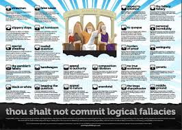 logical fallacies png atilde for work <b>logical fallacies< b> poster