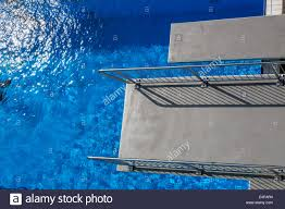 indoor pool house with diving board. Springboard Diving Tower, 5-meter Board Of A Swimming Pool, - Stock Indoor Pool House With