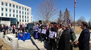 maine workers celebrate first minimum wage increase this saturday a surge of grassroots support for referendum to raise maine s minimum wage