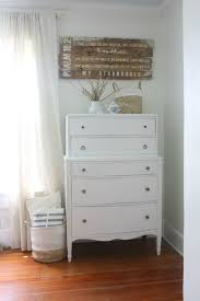 Linen White Chalk Paint Dresser Makeover | Home | Chalk ...
