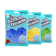 Artkal Fuse Beads 91 Bags Full Solid Colors Set S 5mm Sb1000
