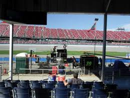 Talladega Seating Chart My Seating View Picture Of Talladega Superspeedway
