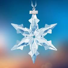 Annual Ornaments Swarovski Christmas Ornament Annual Edition 2015 Swarovski