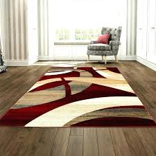 tan area rug home abstract hand woven red reviews blue grey and rugs brown ru
