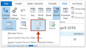 How To Export Calendar From Outlook To Excel Spreadsheet