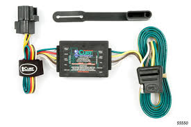 kia sorento 2003 2006 wiring kit harness curt mfg 55550 2005 2015 kia sorento trailer wiring at Kia Sorento Trailer Wiring Harness
