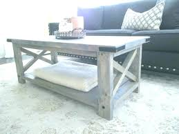 distressed grey coffee table round distressed ash grey coffee table weathered teak wood end throughout distressed