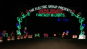Olin Turville Park Lights Thief Reportedly Breaks Into Holiday Fantasy In Lights