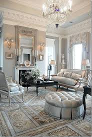 gray formal living room neoclassical style interiors to make you swoon dove grey living rooms and