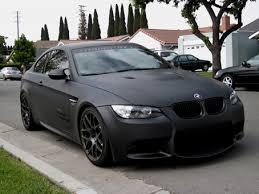 matte black bmw m3. Plain Matte Bmw M3 Matte Black And E