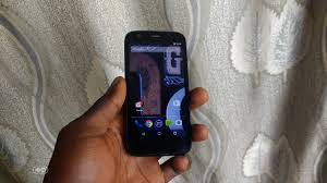 Motorola Moto G 4G 16 GB Black in Ojodu ...
