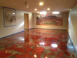 epoxy flooring basement. Basement Floor Paint With Color Ideas Epoxy Flooring N