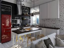 Retro Chalkboards For Kitchen Homey Feeling With Four Style Room Ideas Homey Feeling Kitchen