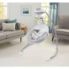 Sweet SnugaPuppy Dreams Cradle 'n Swing | DRG43 | Fisher-Price