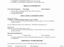 List Of Career Goals And Objectives Cna Objective On Resume Inspirational Sample Career Goals And