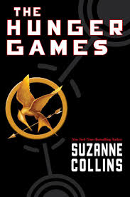 the hunger games book one review the hunger games by suzanne collins book cover