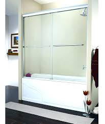 showers frameless frosted shower doors showers semi sliding glass door booth with aluminum frame design show