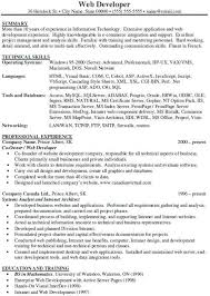 Net Developer Resume Sample Awesome Resume Asp Net Developer Sample Fascinating Net Developer Resume