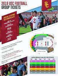 Discounted Group Football Tickets Usc Employee Gateway Usc
