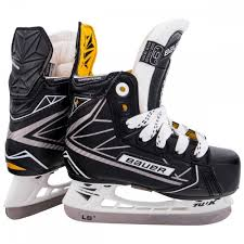 Bauer Supreme 1s Youth Ice Hockey Skates