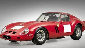Our value guide is constantly growing with pricing informat. 1962 Ferrari 250 Gto Sells For 38m Highest Price Paid For A Car At Auction