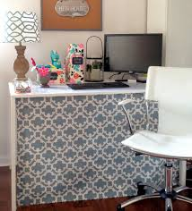 diy desk cost. With Little Cost And Even Less Labor, I Created A Table Apron Out Of Single Ready Made Drape! Diy Desk