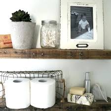 floating shelves over toilet bed bath and beyond bathroom white