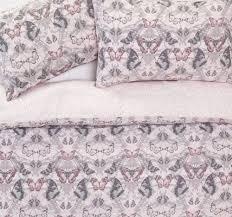 argos home hadley pink pintuck bedding