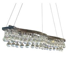 glass drop chandelier inch rectangular double curve glass drop chandelier weston rectangular glass drop crystal chandelier