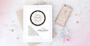 Alchemy Birth Chart Determining Your Business Birthday Soulshine Astrology