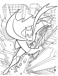 Small Picture Batman Coloring Pages Coloring Kids