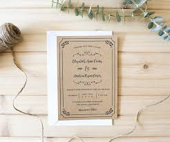 Diy Invitation Template Free Printable Wedding Invitation Template