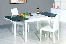 Amazing Contemporary Extendable Round Dining Table On Dining Room - Round modern dining room sets