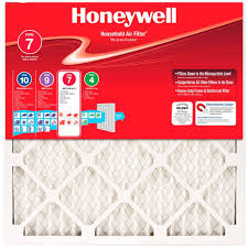 Fpr Rating Chart Honeywell 16 In X 30 In X 1 In Allergen Plus Pleated Fpr 7 Air Filter