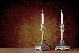 shabbat candle lighting brooklyn ny image antique and