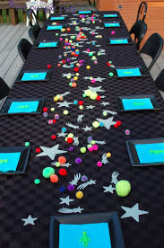 Decorative Stars For Parties 17 Best Ideas About Astronaut Party On Pinterest Space Party