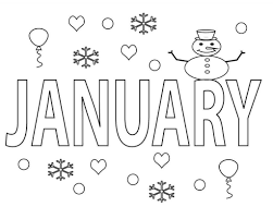 Digital download will contain 2 8 1/2 x 11 coloring pages, a january calendar that you can fill in the. Free Printable January Coloring Pages Preschool Coloring Pages Free Printable Coloring Free Printable Coloring Pages