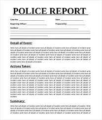 Police Reports Examples Police Officer Cover Letter Writing Guide Resume Genius Peoplewho Us